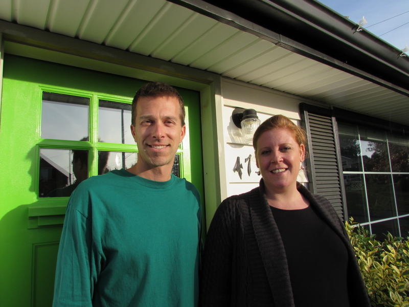 Andrew Curry and Melissa Nitsch say they will vote no on the Move Seattle transportation levy.