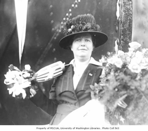 Bertha K. Landes served as mayor of Seattle from 1926 to 1928. She was Seattle's first and only female mayor -- also Seattle's first female police chief, according to journalist Emmett Watson.