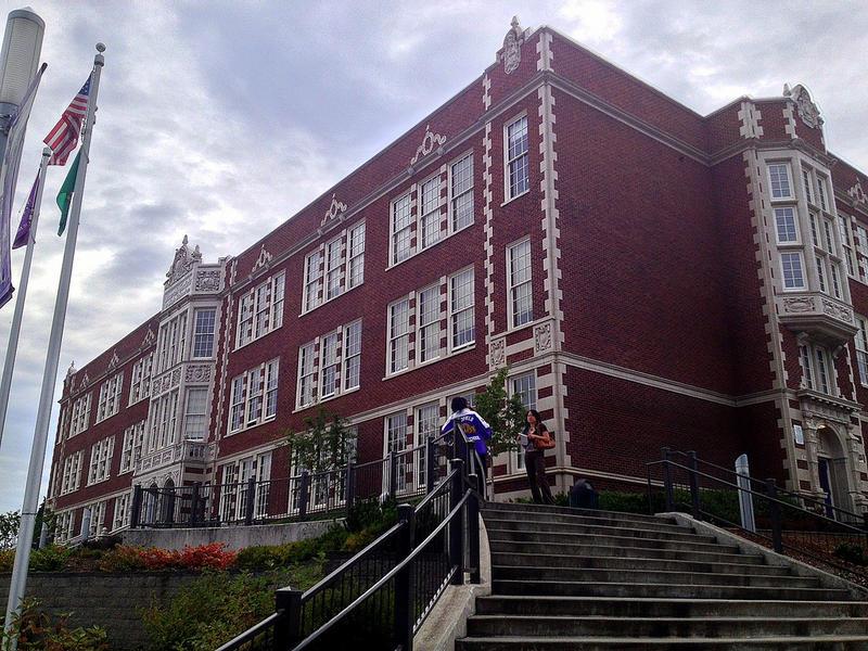 Garfield High School in Seattle.