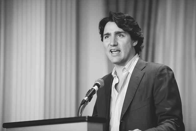 Canada Prime Minister Justin Trudeau.