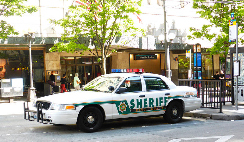 King County sheriff police