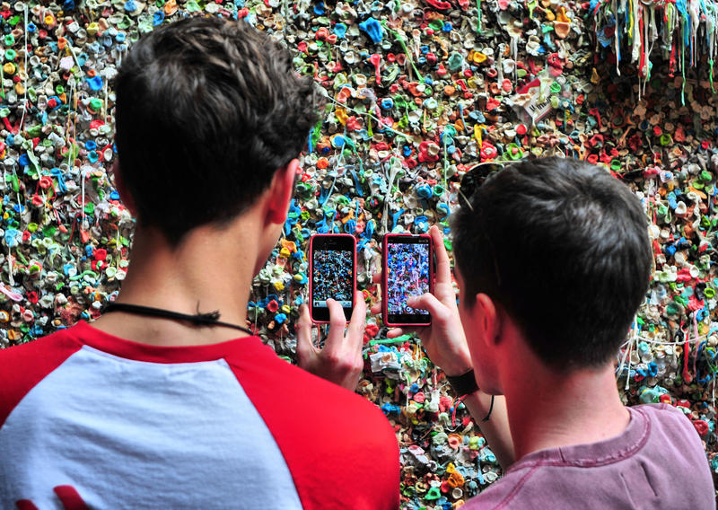 Eat a chunk off the gum wall in Post Alley? Not so sure about that.