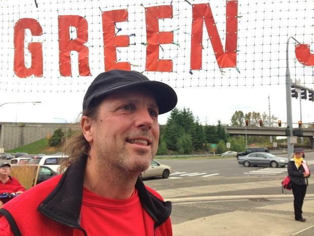 Carlo Voli quit his corporate job a few years ago to become a full time Community Supported Activist. He's been fighting fossil fuels and climate change ever since.