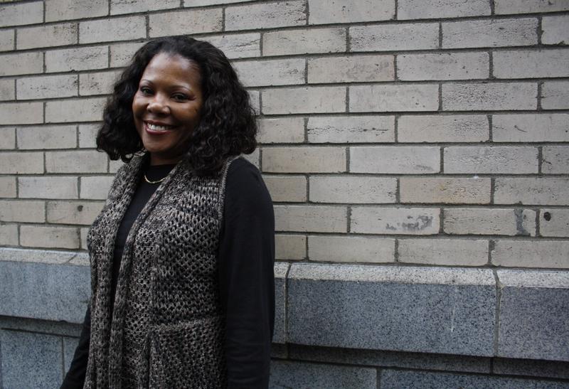 Doris O'Neal of the YWCA