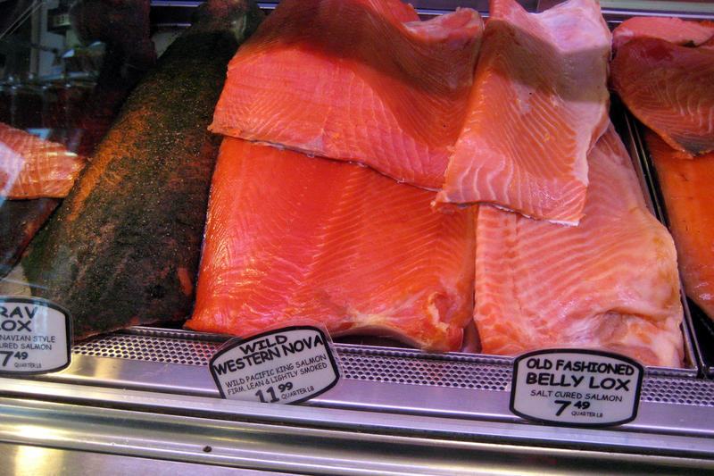 How do you tell what salmon is truly wild?