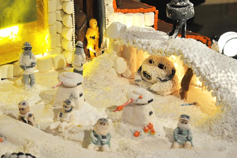 Gingerbread Star Wars