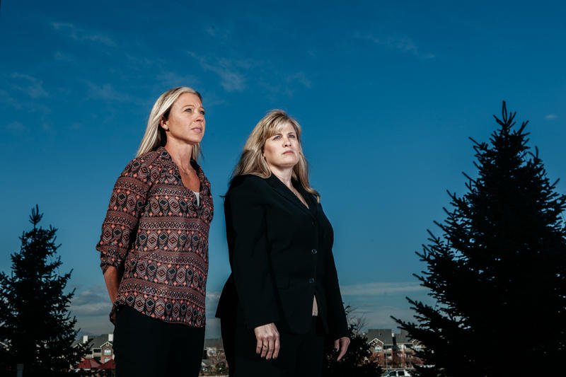 "When Det. Stacy Galbraith and Sgt. Edna Hendershot figured out that a serial rapist was at work, they joined with other Colorado detectives to hunt him down. ""Two heads, three heads, four heads, sometimes are better than one, right?"" Hendershot said."