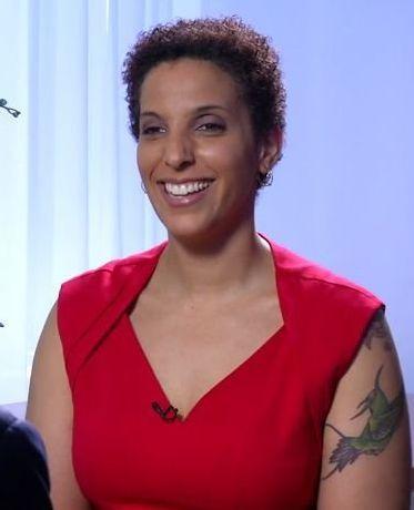 Seattle writer Melanie McFarland