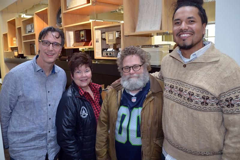 'Week in Review' panel Bill Radke, Pam Roach, Knute Berger and Gyasi Ross.