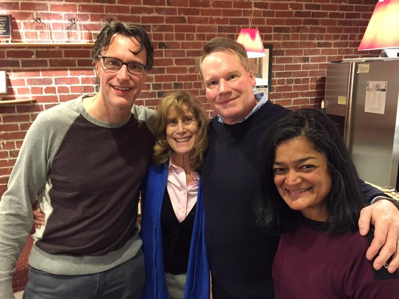'Week in Review' panel Bill Radke, Joni Balter, Paul Guppy and Pramila Jayapal.