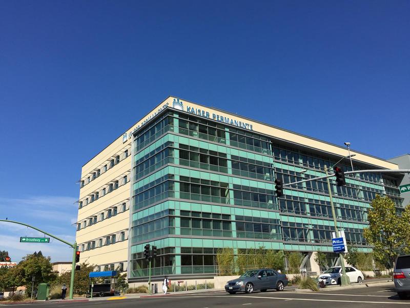 Kaiser Permanente, Oakland, CA.