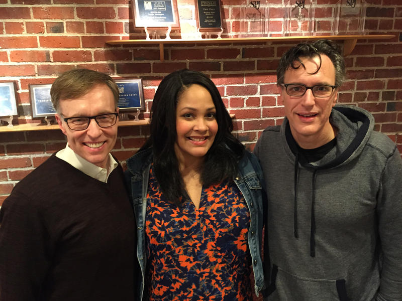 Rob McKenna, Ijeoma Oluo and Bill Radke