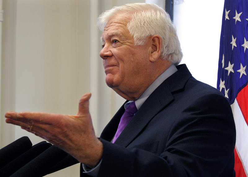 Rep. Jim McDermott represented the Seattle area for 14 terms.