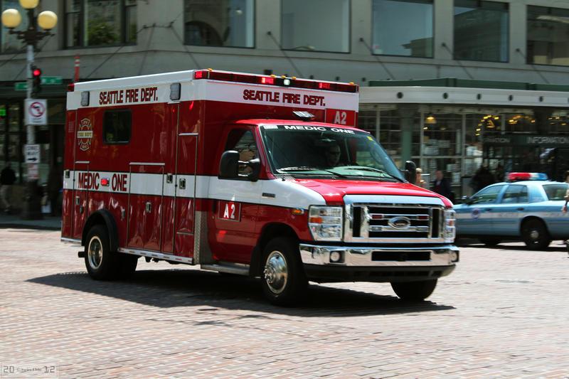 seattle ambulance emergency
