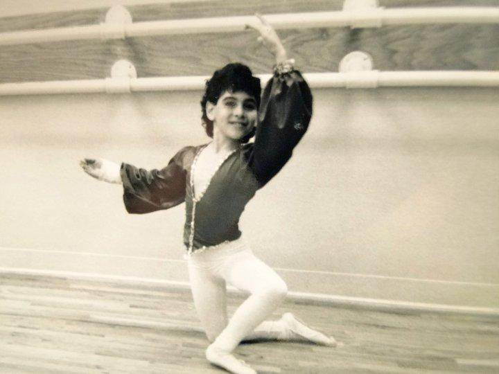 Jonathan Porretta knew he wanted to be a dancer after he saw Balanchine's Nutcracker when he was 3. He pestered his mother until she obliged, buying him dance classes in their hometown of Totowa, New Jersey. He was 7.