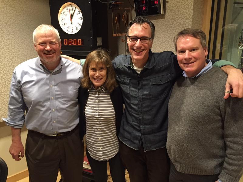 'Week in Review' panel Mike McGinn, Joni Balter, Bill Radke and Paul Guppy.
