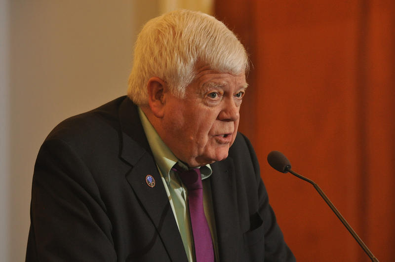 Rep. Jim McDermott in Feb. 2.014.