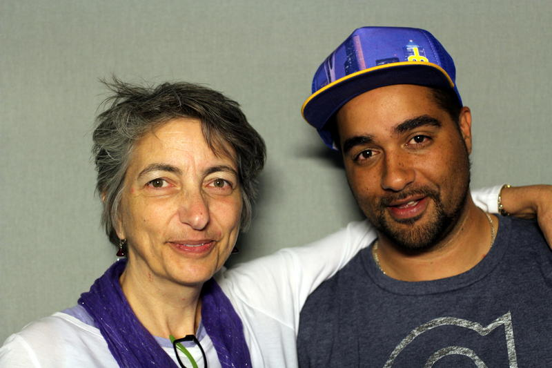 Amy and Jesse Hagopian