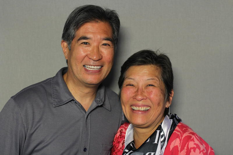 Siblings David Ko and Karen Ko