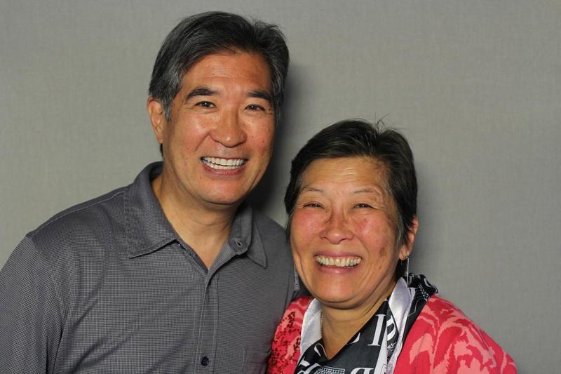 Siblings David Ko and Karen Ko