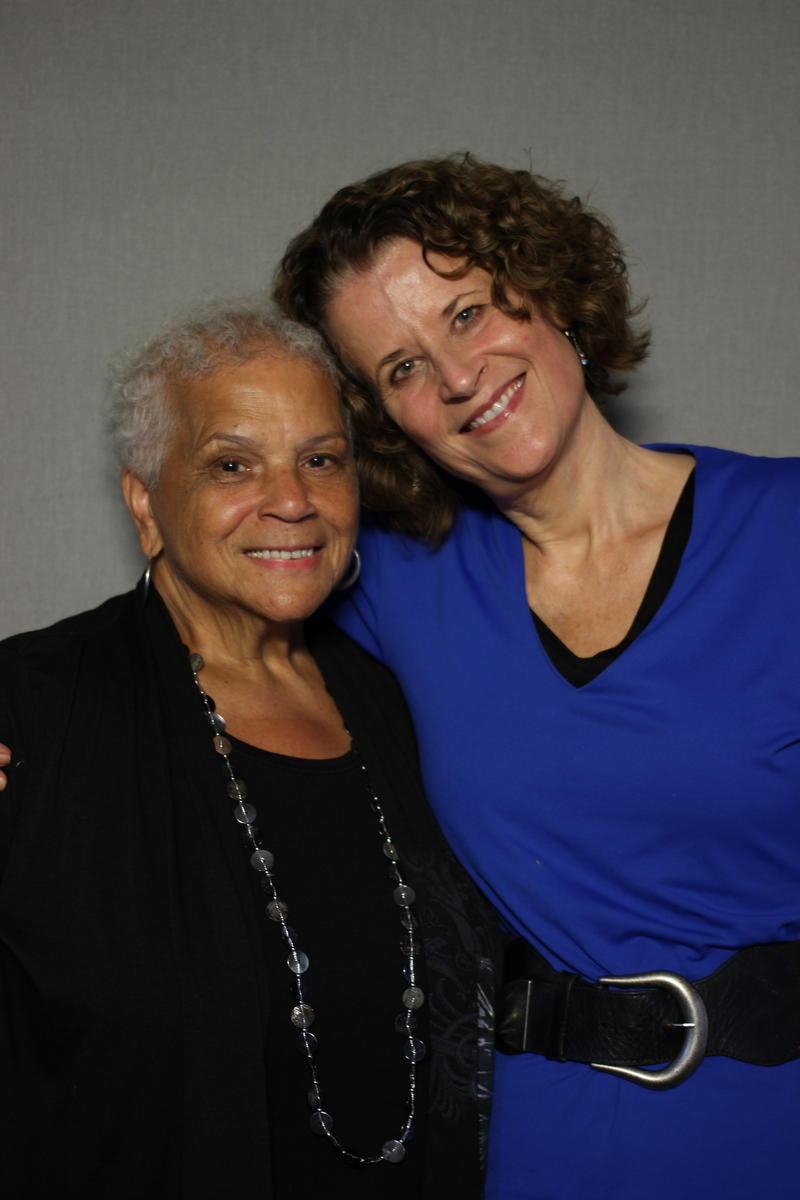 Mary Merryweather and Dorothy Bullitt