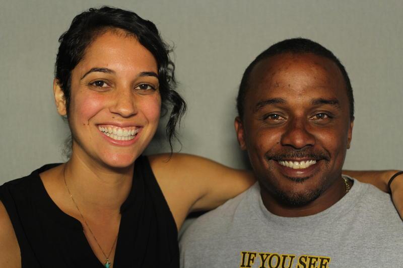 Rachel DeCruz and Gerald Hankerson