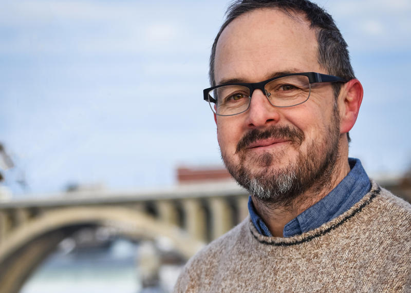 Tod Marshall is Washington state's new poet laureate.