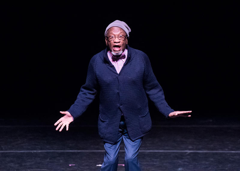 Donald Byrd, choreographer for Spectrum Dance Theater, is demanding a more frank dialogue about race.