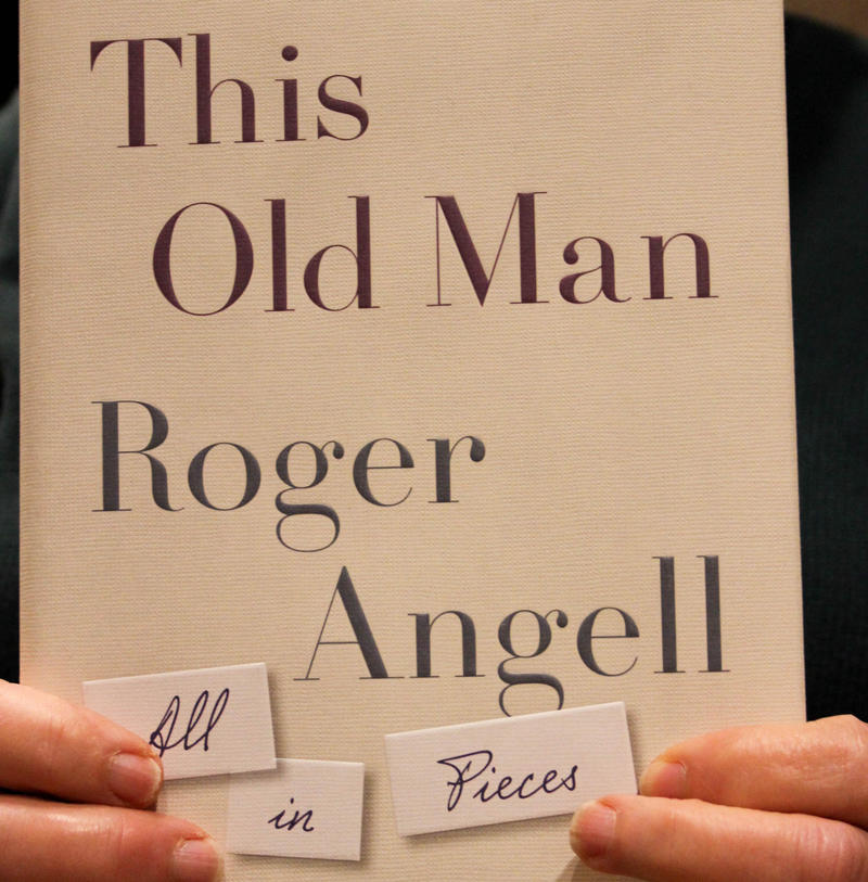 Nancy Pearl's pick: 'This Old Man' by Roger Angell.