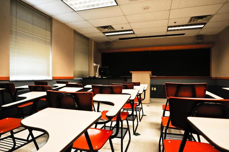 school classroom education