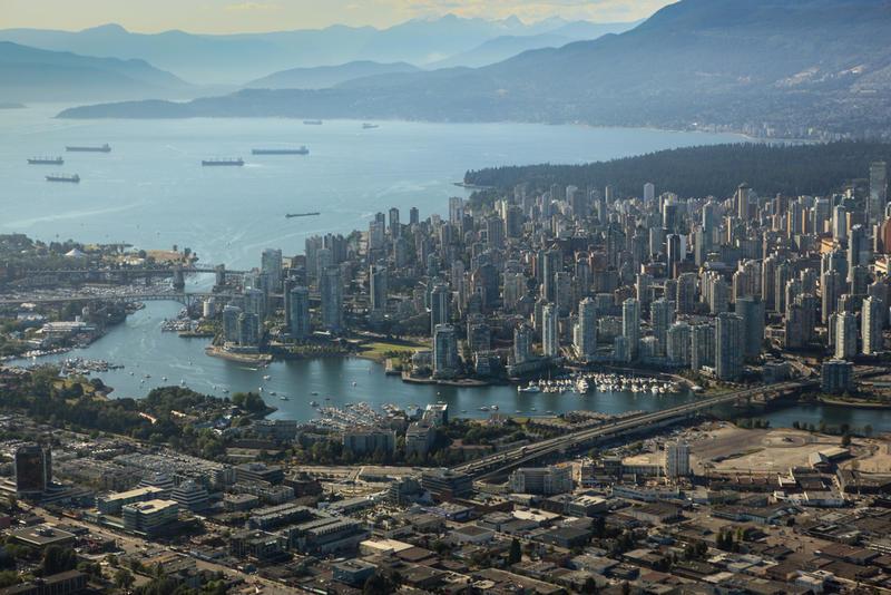 Vancouver, B.C,
