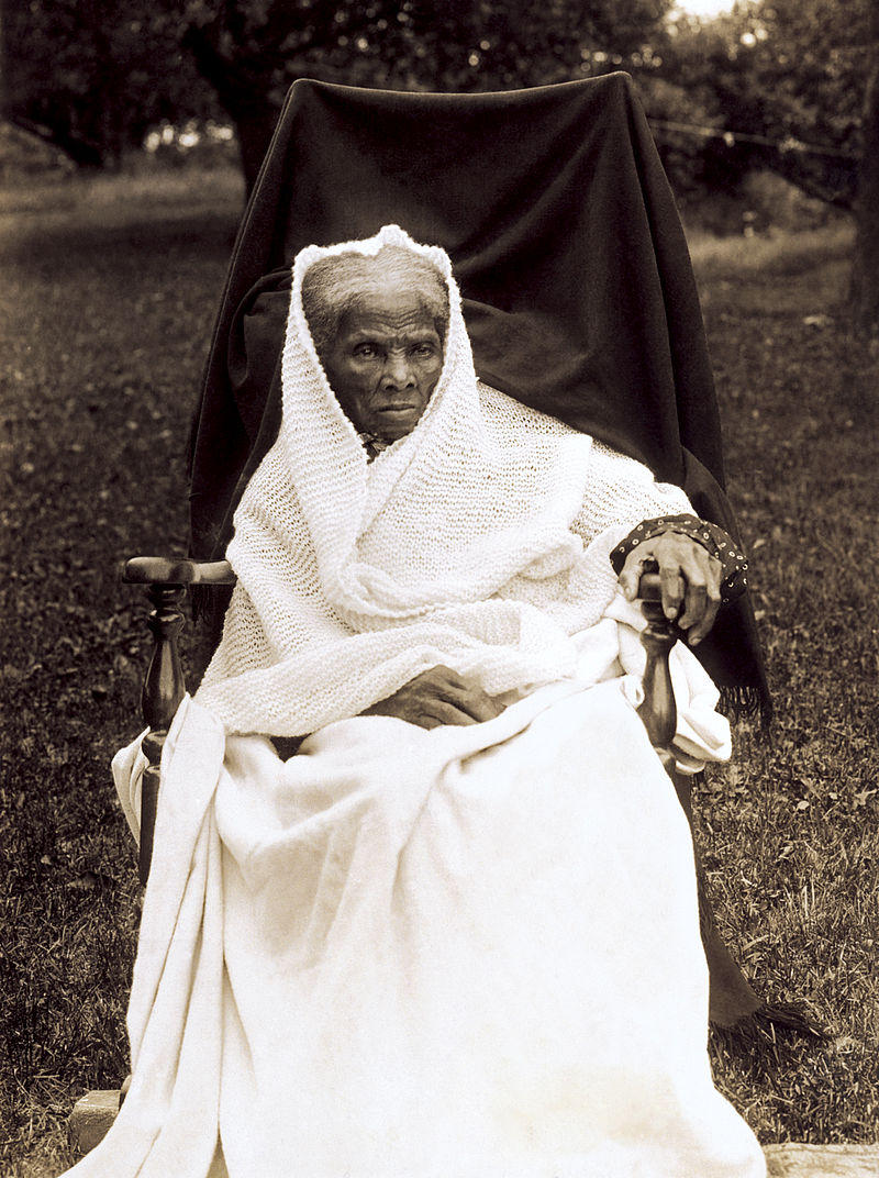 Harriet Tubman, 1911.