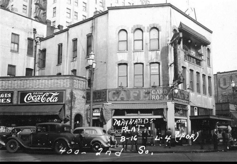 "The first Trump tower? Donald Trump's grandfather, Frederick Trump, leased a business that offered ""private rooms for ladies"" in Seattle's red light district."