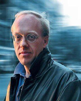 Author Chris Hedges