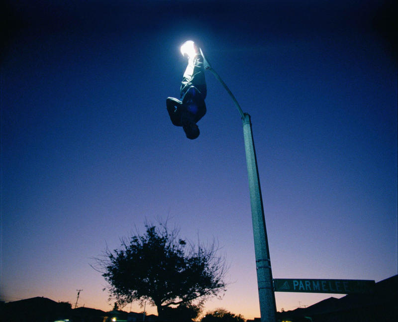 Kahlil Joseph. Streetlight, 2014. Motion picture still.