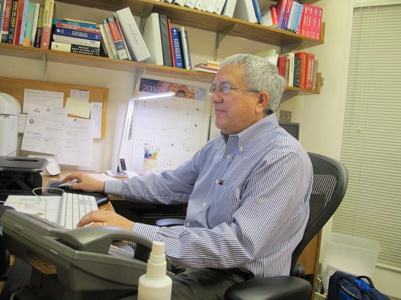 Leo S. Morales loves his job as a researcher of minority health at the University of Washington.