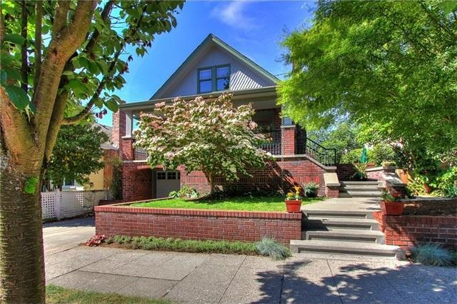 Demand is soaring for Seattle-area homes. Buyers who want to succeed are bidding up prices. This Seattle house recently sold for $100,000 over the asking price.