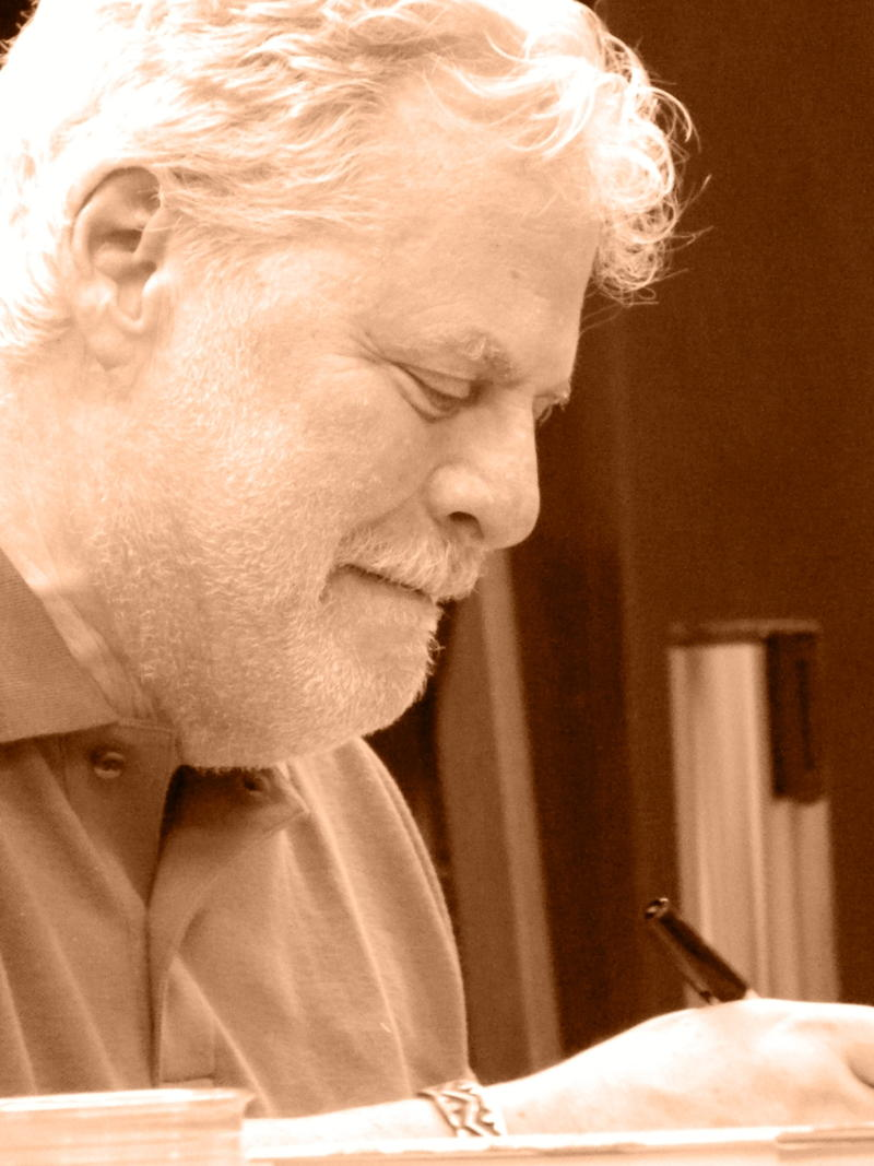 Author Mark Kurlansky