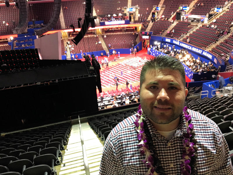 Washington state delegate Braedon Wilkerson says Donald Trump fails the constitutional test.