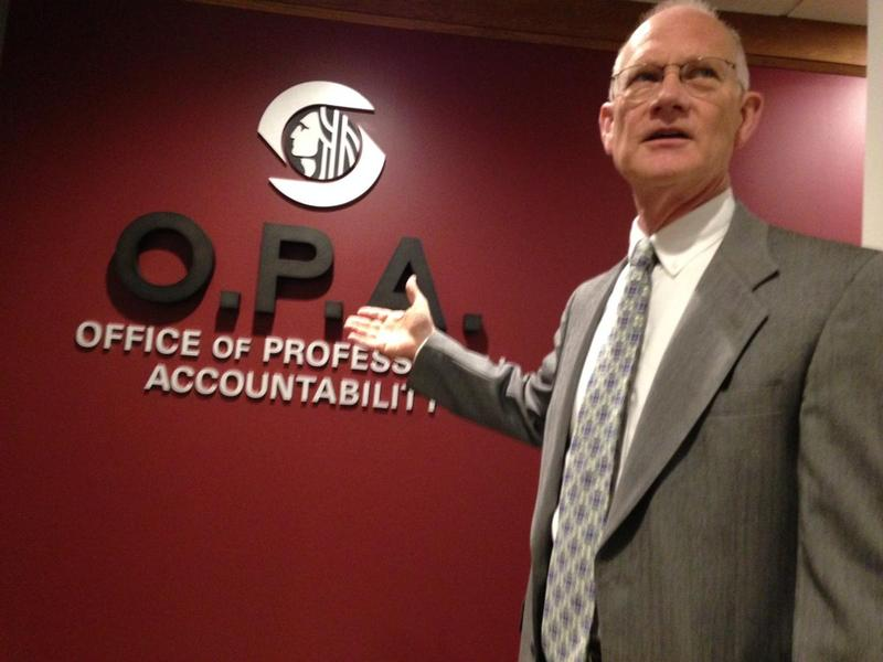 OPA Director Pierce Murphy says police oversight needs more independence.