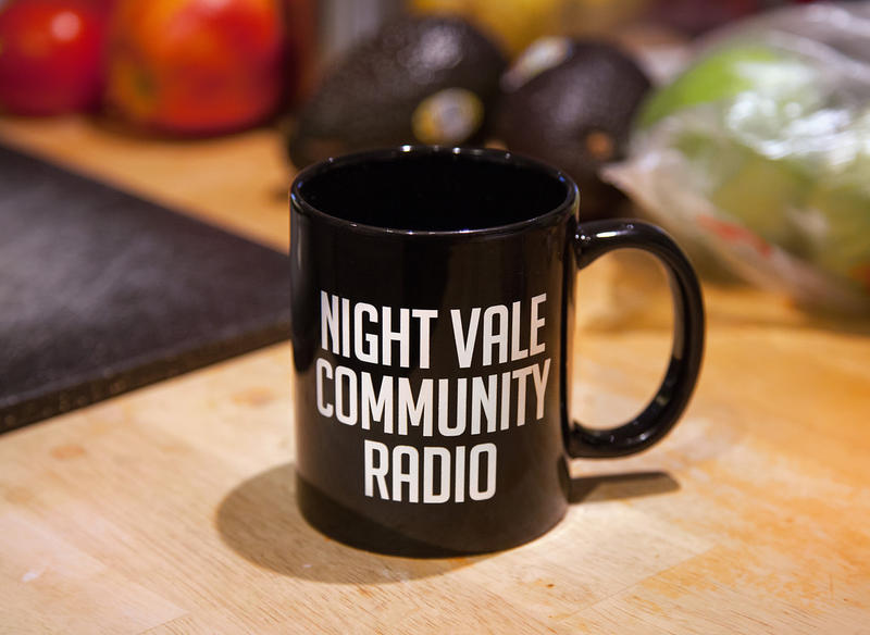 'Welcome to Night Vale' features a radio personality grappling with the strange occurences of his small desert town.