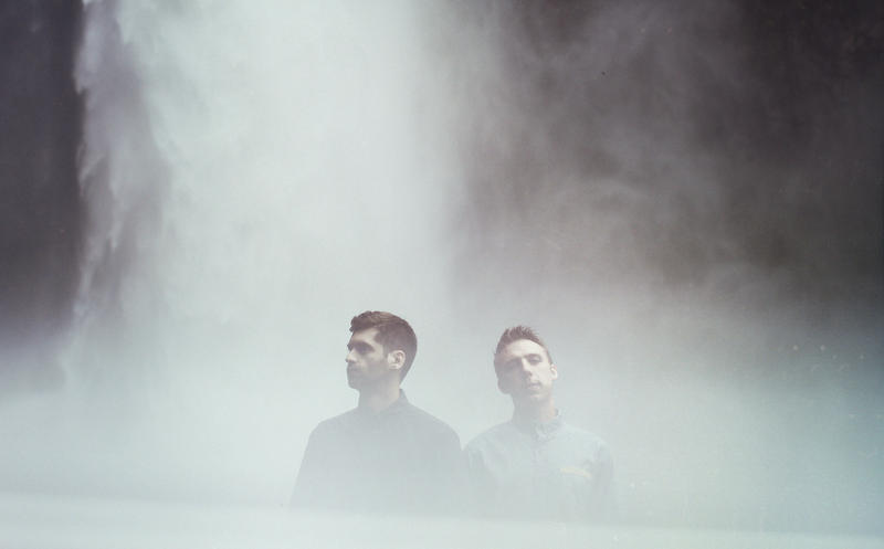 ODESZA is made up of Harrison Mills and Clayton Knight, who met at Western Washington University.