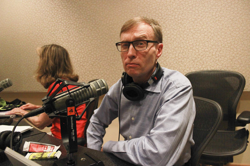 Former WA attorney general Rob McKenna said he understands why vegetarians recoil at idea of eating meat.