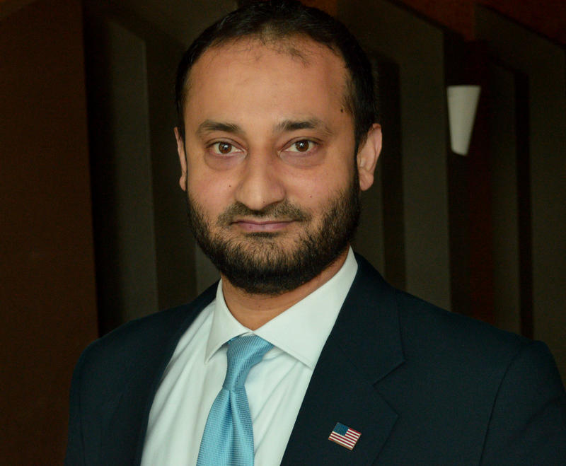 Arsalan Bukhari is the former executive director of the Council on American-Islamic Relations in Seattle