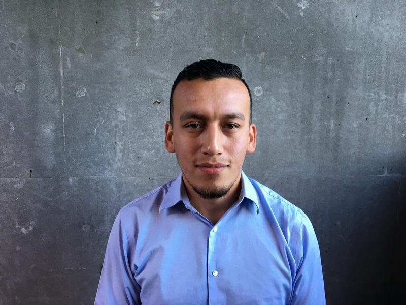 Pedro Gomez works with Seattle's Office of Economic Development