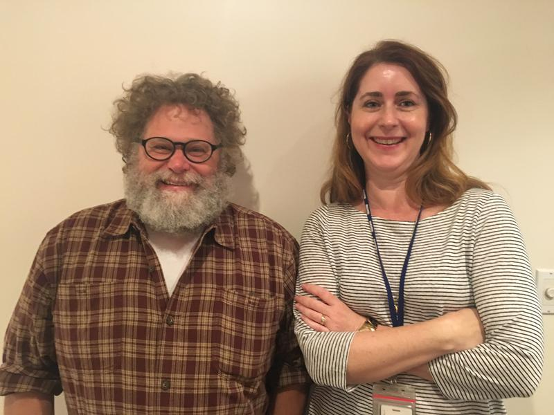 Crosscut writer Knute Berger and KUOW's Kim Malcolm