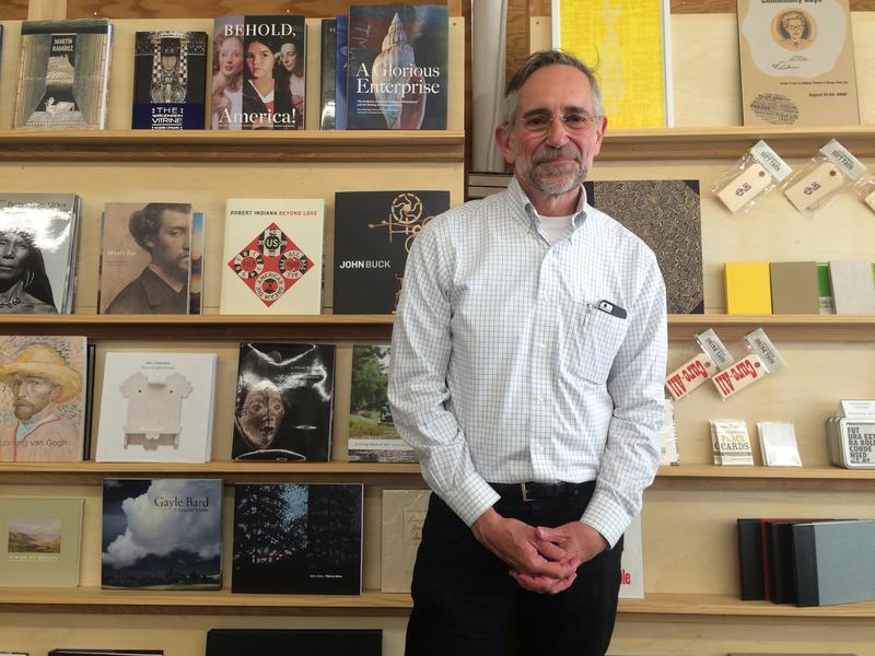 Ed Marquand, co-founder of Mighty Tieton, a artisan incubator in Tieton, WA