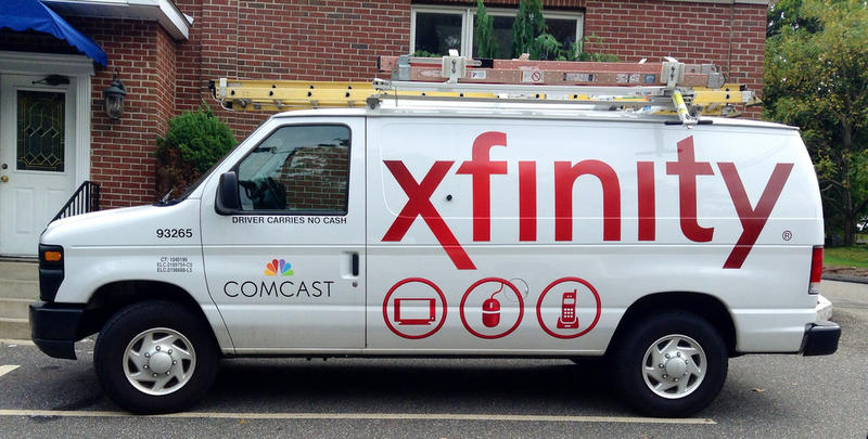 Comcast is being accused of violating Washington state's Consumer Protection Act.