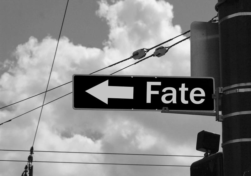 Is fate pointing your life in a certain direction?