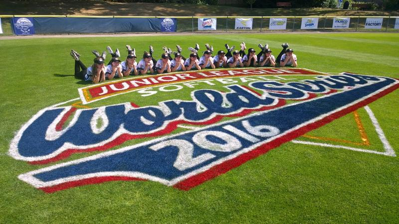 The Kirkland All-Stars are hosting the Junior Softball World Series this week.